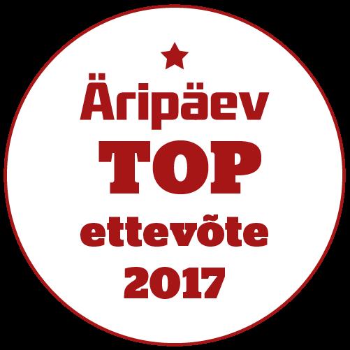 top ettevõte 2017