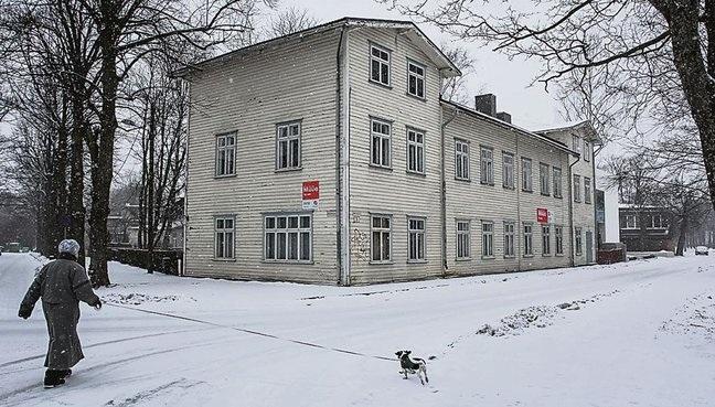 LVM Kinnisvara: Roosi 3, Pärnu