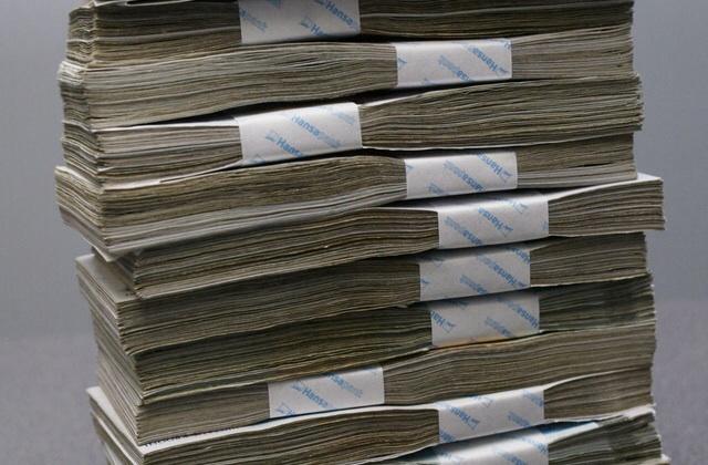 LVM Kinnisvara: raha